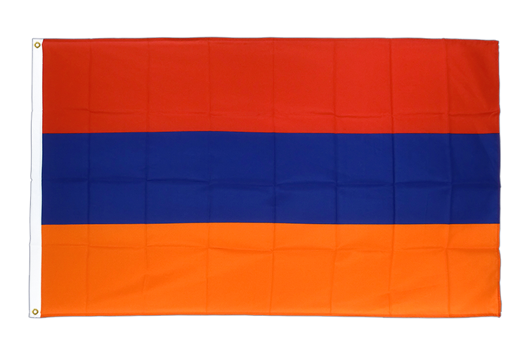 Premium Flag Armenia - 3x5 ft CV
