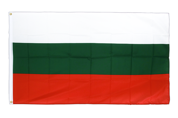 Premium Flag Bulgaria - 3x5 ft CV