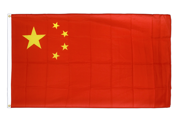 Premium Flag China - 3x5 ft CV