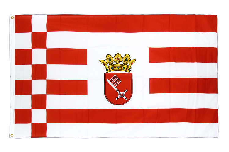 Premium Flag Bremen - 3x5 ft CV