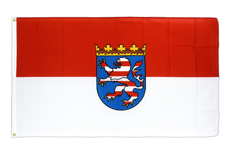drapeau de qualit u00e9   hesse - 90 x 150 cm cv