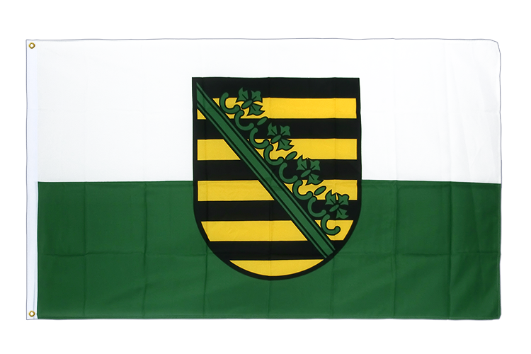 Saxony Flag - 3x5 ft CV