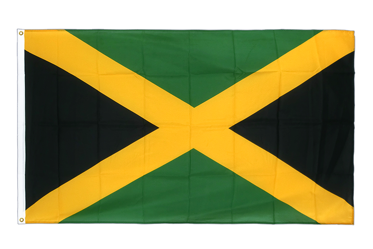Jamaica Flag - 3x5 ft CV