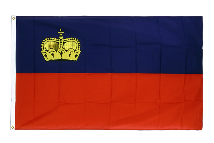 Premium Flag Liechtenstein - 3x5 ft CV