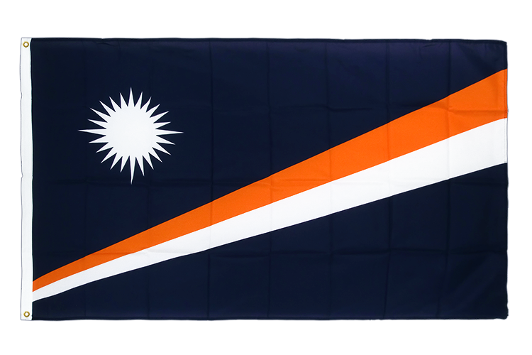Premium Flag Marshall Islands - 3x5 ft CV