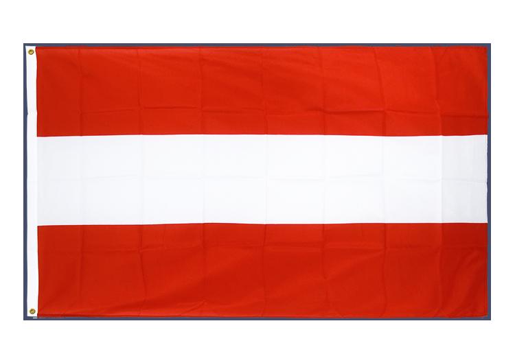 drapeau de qualit u00e9   autriche - 90 x 150 cm cv