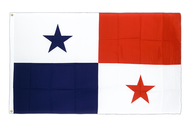 Premium Flag Panama - 3x5 ft CV