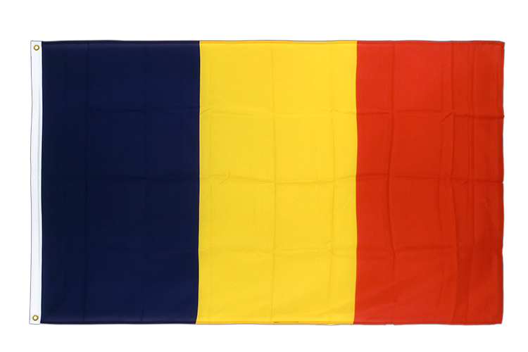 Premium Flag Rumania - 3x5 ft CV
