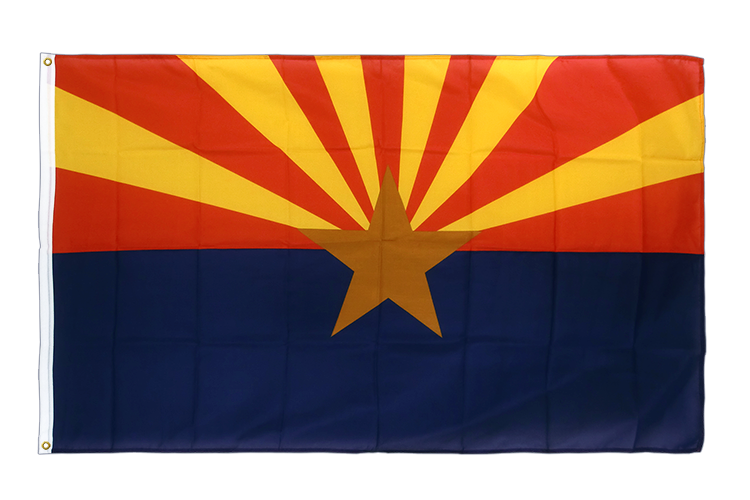 Premium Flag Arizona - 3x5 ft CV