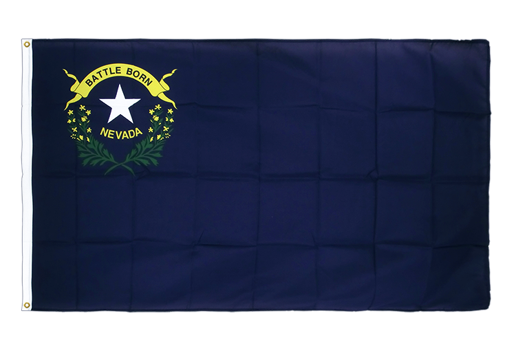Premium Flag Nevada - 3x5 ft CV