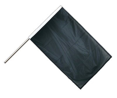 black Hand Waving Flag PRO - 2x3 ft (60 x 90 cm)