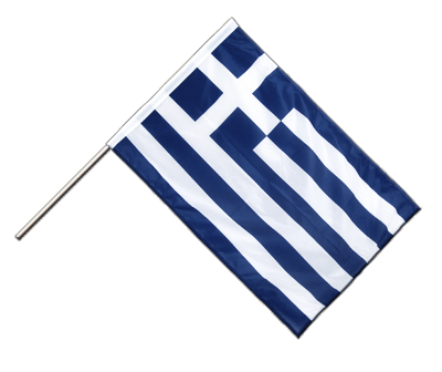 Griechenland Stockflagge PRO 60 x 90 cm