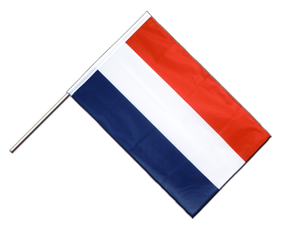 Hand Waving Flag PRO Netherlands - 2x3 ft (60 x 90 cm)