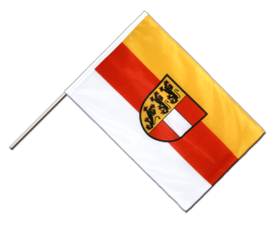 Hand Waving Flag PRO Carnithia - 2x3 ft (60 x 90 cm)