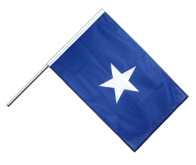 Hand Waving Flag PRO Somalia - 2x3 ft (60 x 90 cm)