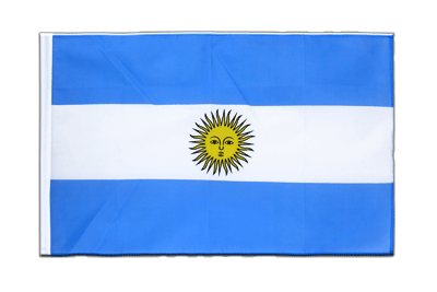 Sleeved Flag ECO Argentina - 2x3 ft