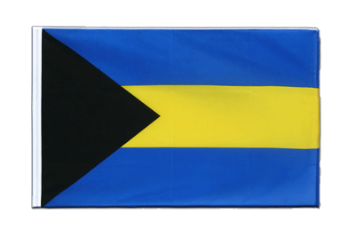 Sleeved Flag ECO Bahamas - 2x3 ft