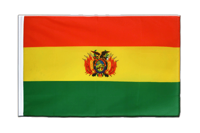 Sleeved Bolivia Flag ECO - 2x3 ft