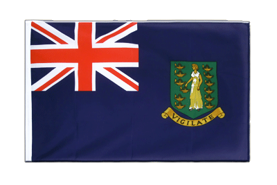 Sleeved Flag ECO British Virgin Islands - 2x3 ft