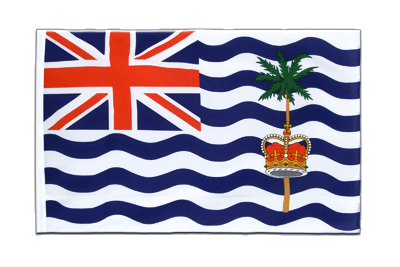 Sleeved Flag ECO British Indian Ocean Territory - 2x3 ft