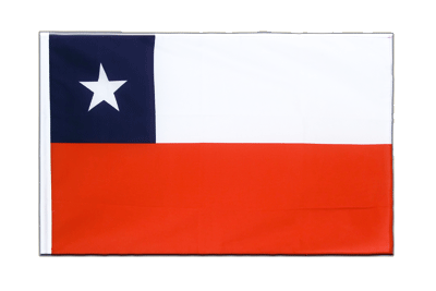 Sleeved Chile Flag ECO - 2x3 ft