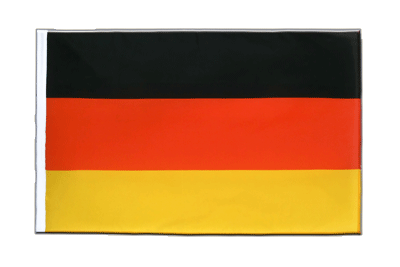 Sleeved Flag ECO Germany - 2x3 ft