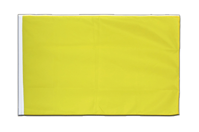 Sleeved Flag ECO yellow - 2x3 ft