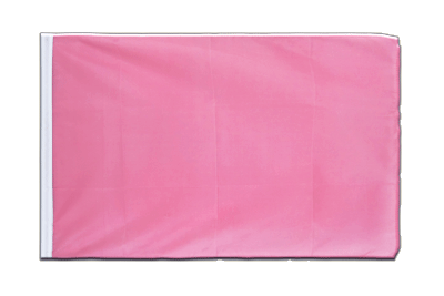 Sleeved Flag ECO pink - 2x3 ft