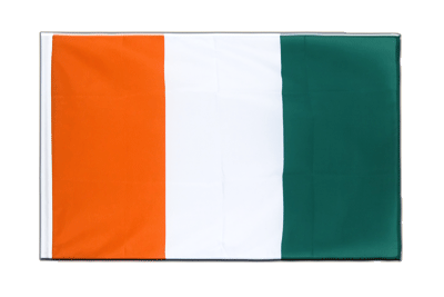 Sleeved Flag ECO Ivory Coast - 2x3 ft