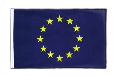 Sleeved Flag ECO European Union EU - 2x3 ft