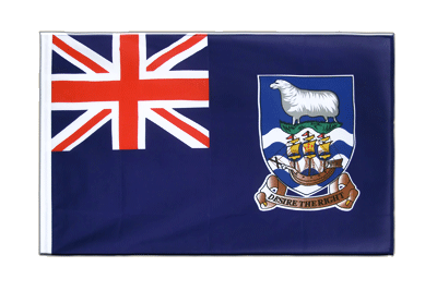 Sleeved Flag ECO Falkland Islands - 2x3 ft