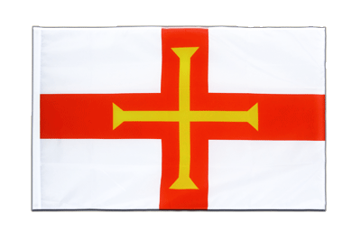 Sleeved Flag ECO Guernsey - 2x3 ft