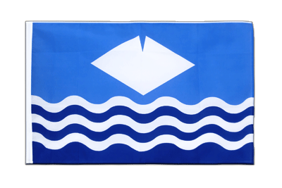 Sleeved Flag ECO Isle of Wight - 2x3 ft
