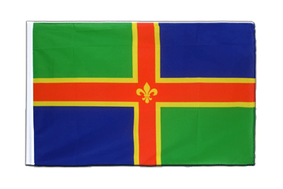 Sleeved Flag ECO Lincolnshire - 2x3 ft