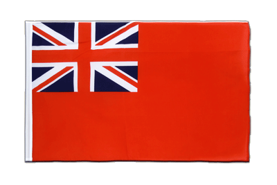 Sleeved Flag ECO Red Ensign - 2x3 ft