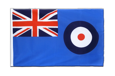 Sleeved Flag ECO Royal Airforce - 2x3 ft