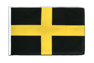 Sleeved Flag ECO St. David - 2x3 ft