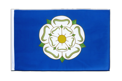 Sleeved Flag ECO Yorkshire new - 2x3 ft
