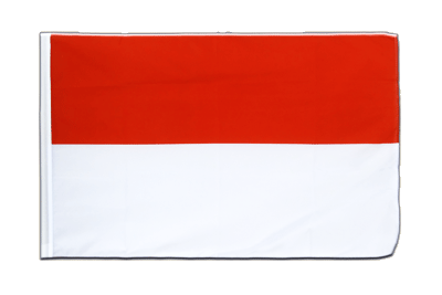Sleeved Flag ECO Indonesia - 2x3 ft