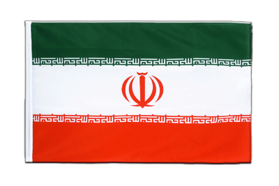 Sleeved Flag ECO Iran - 2x3 ft