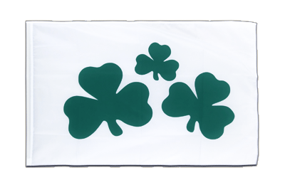 Sleeved Flag ECO Shamrock - 2x3 ft
