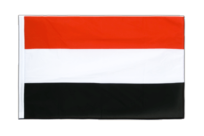 Sleeved Flag ECO Yemen - 2x3 ft