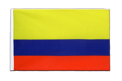Sleeved Flag ECO Colombia - 2x3 ft
