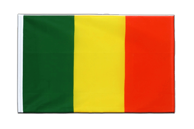 Sleeved Flag ECO Mali - 2x3 ft