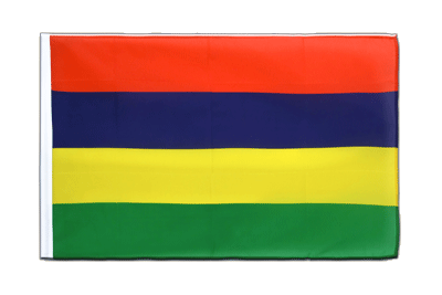 Sleeved Flag ECO Mauritius - 2x3 ft