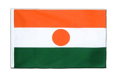 Sleeved Flag ECO Niger - 2x3 ft