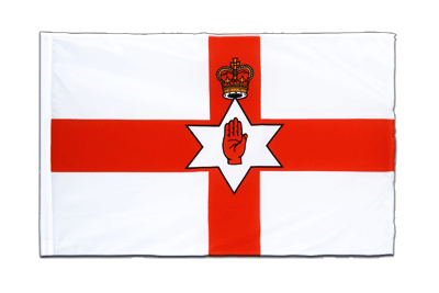 Sleeved Flag ECO Northern Ireland - 2x3 ft