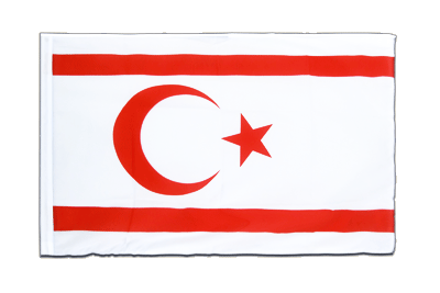 Sleeved Flag ECO North Cyprus - 2x3 ft