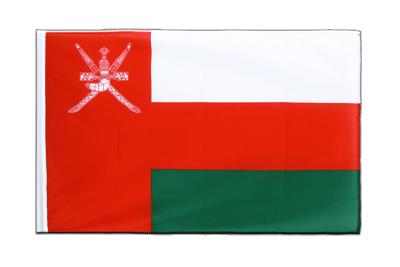 Sleeved Flag ECO Oman - 2x3 ft