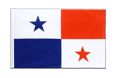 Sleeved Flag ECO Panama - 2x3 ft